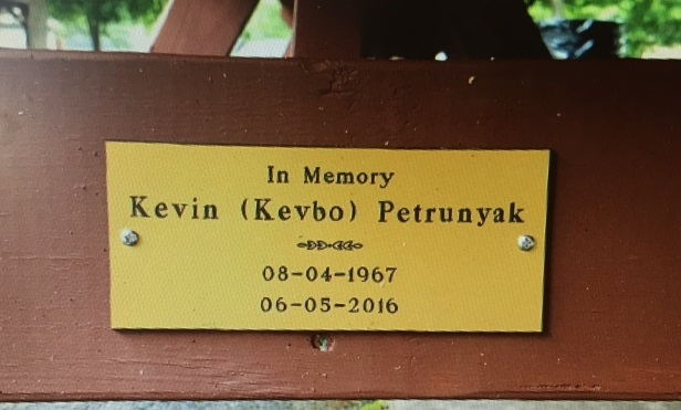 2017 In Memory of Kevin (Kevbo) Petrunyak: 08/04/1967 - 06/05/2016