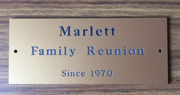 2017 Marlett Family Reunion - Since 1970